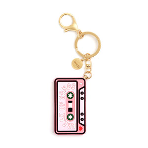 Silicone Keychain - Break Up Songs
