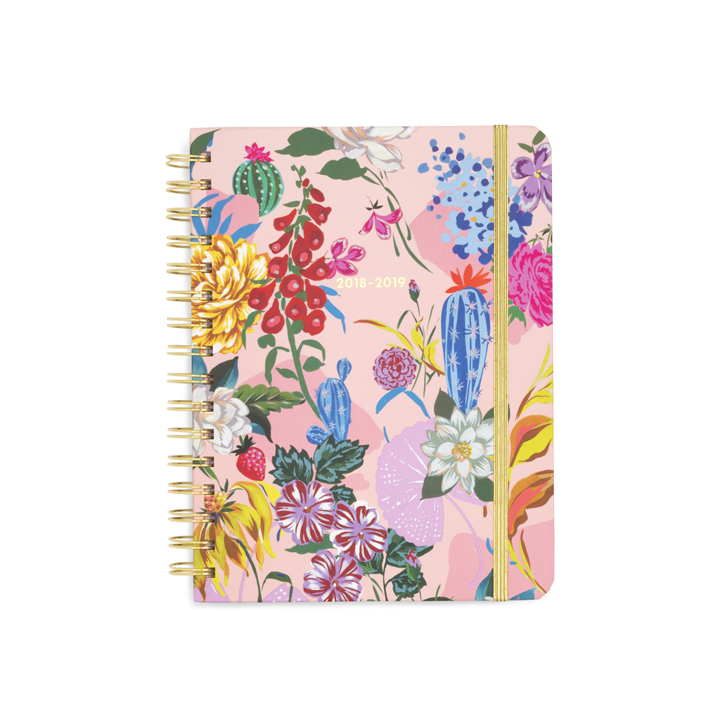 Planner 13-Month Medium [2018/2019] - Garden Party