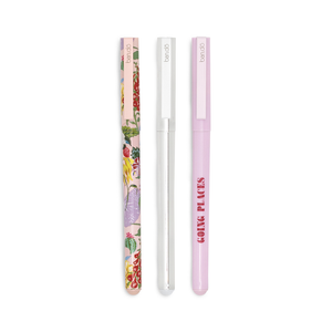 Write On Pen Set - Garden Party / Going Places