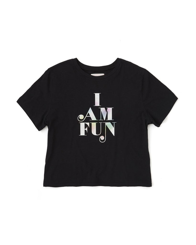 Boyfriend Tee - I Am Fun