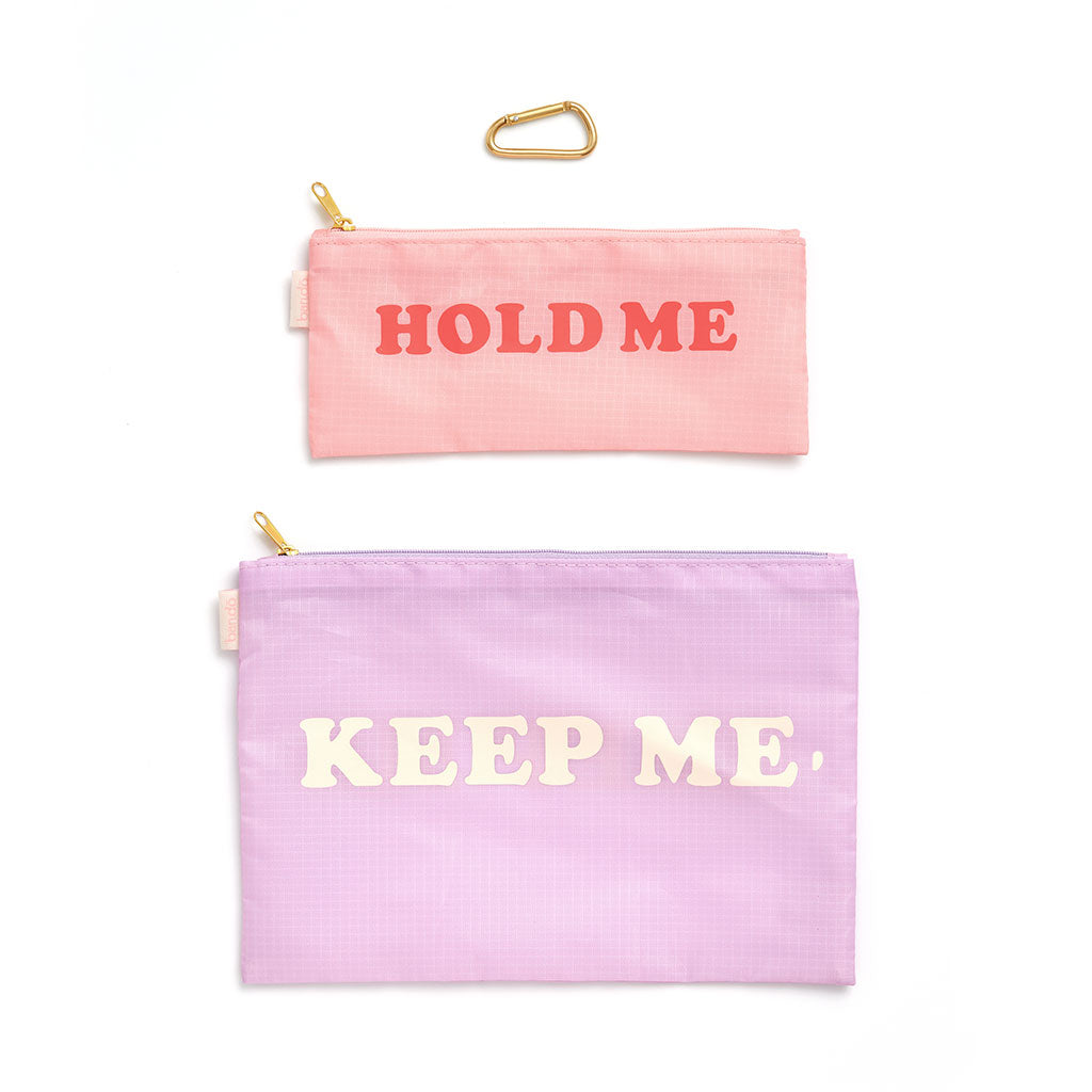 Carryall Duo - Hold Me / Keep Me