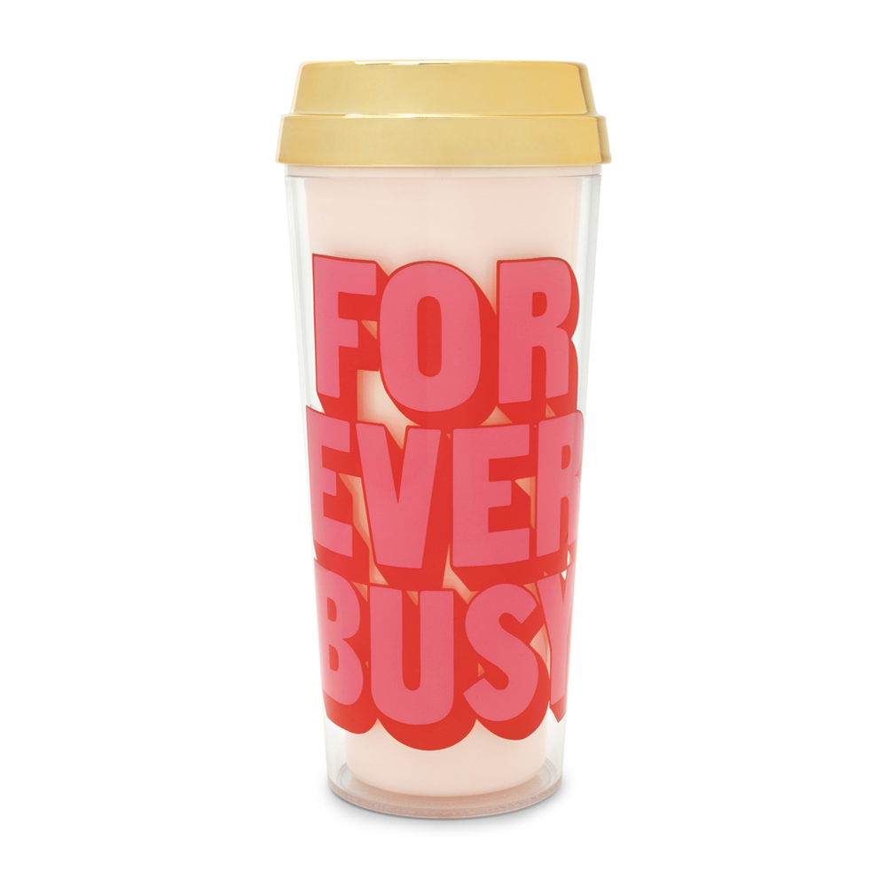 Hot Stuff Thermal Mug - Forever Busy
