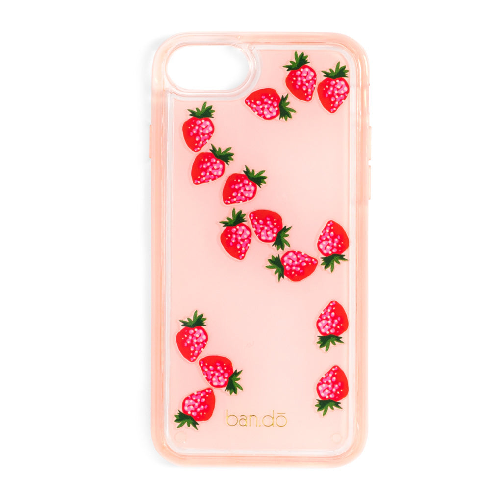 iPhone Case - Strawberry
