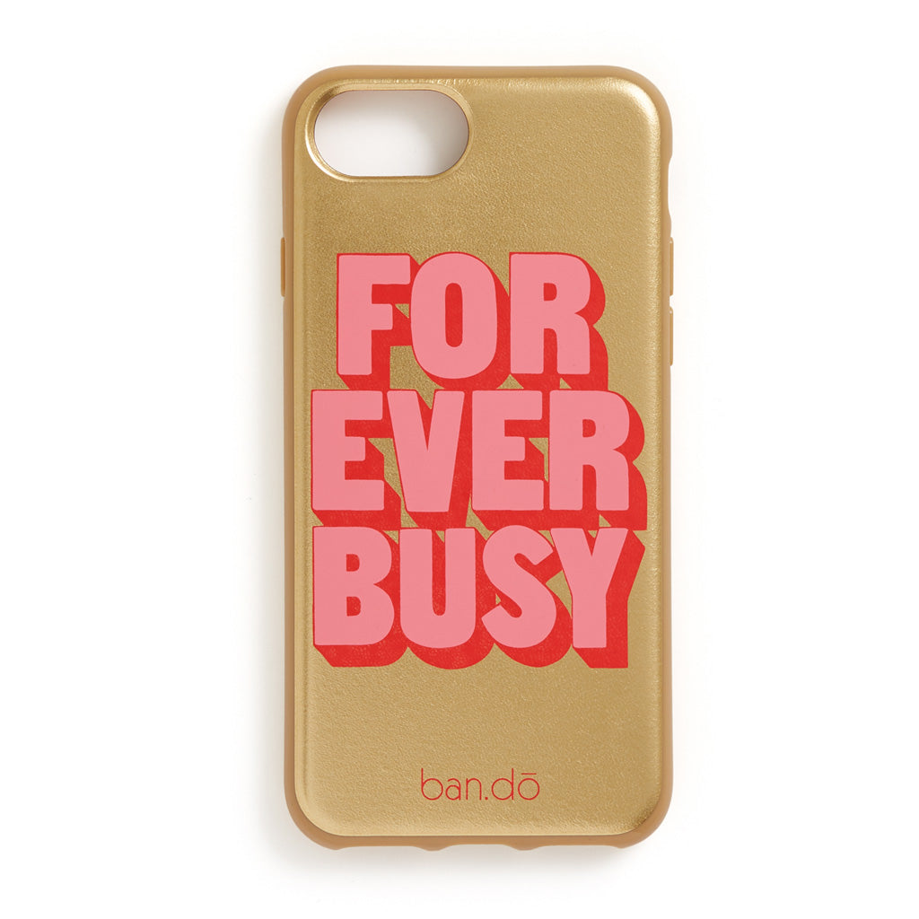 iPhone Case - Forever Busy