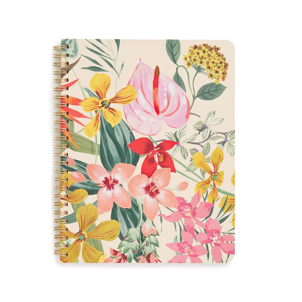 Rough Draft Mini Notebook - Paradiso