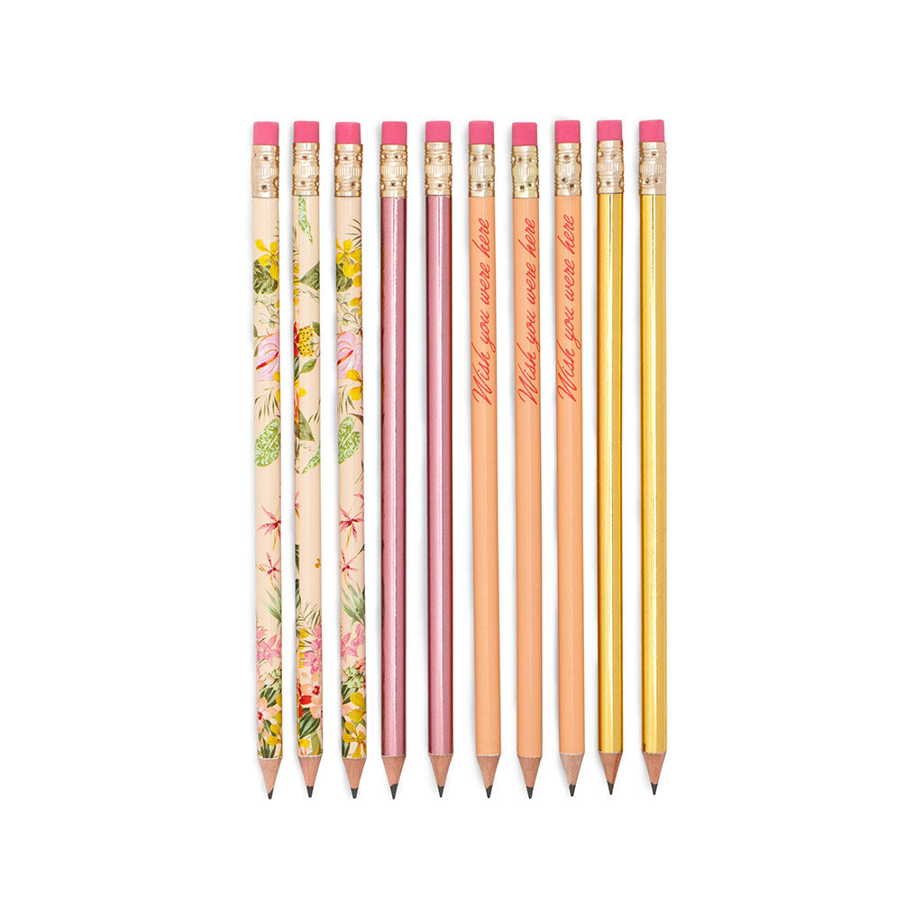 Write On Pencil Set - Paradiso