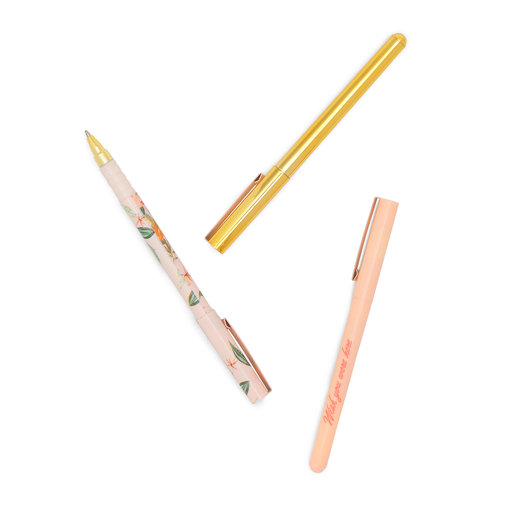 Write On Pen Set - Paradiso
