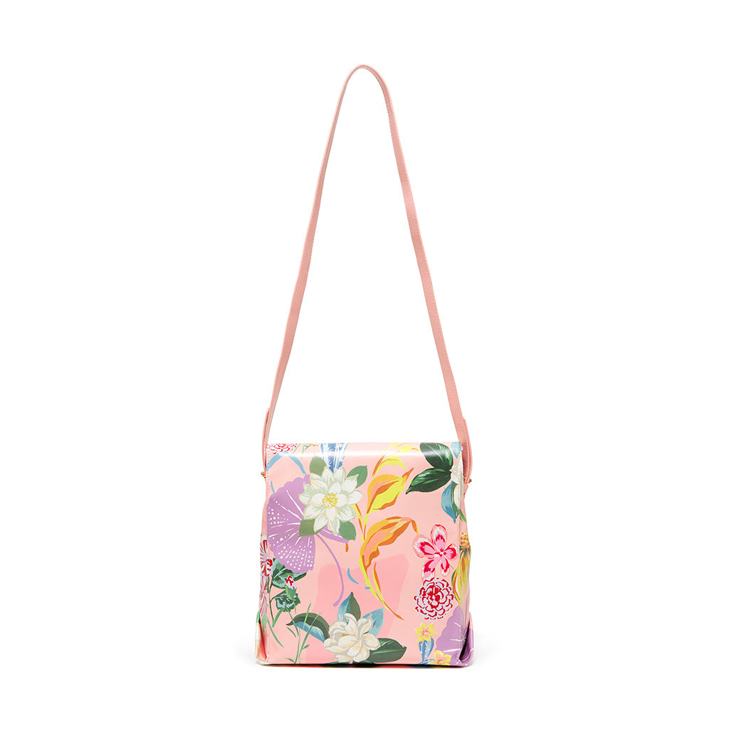 What's For Lunch Crossbody Bag - Garden Party