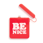 Back Me Up Mobile Charger - Be Nice