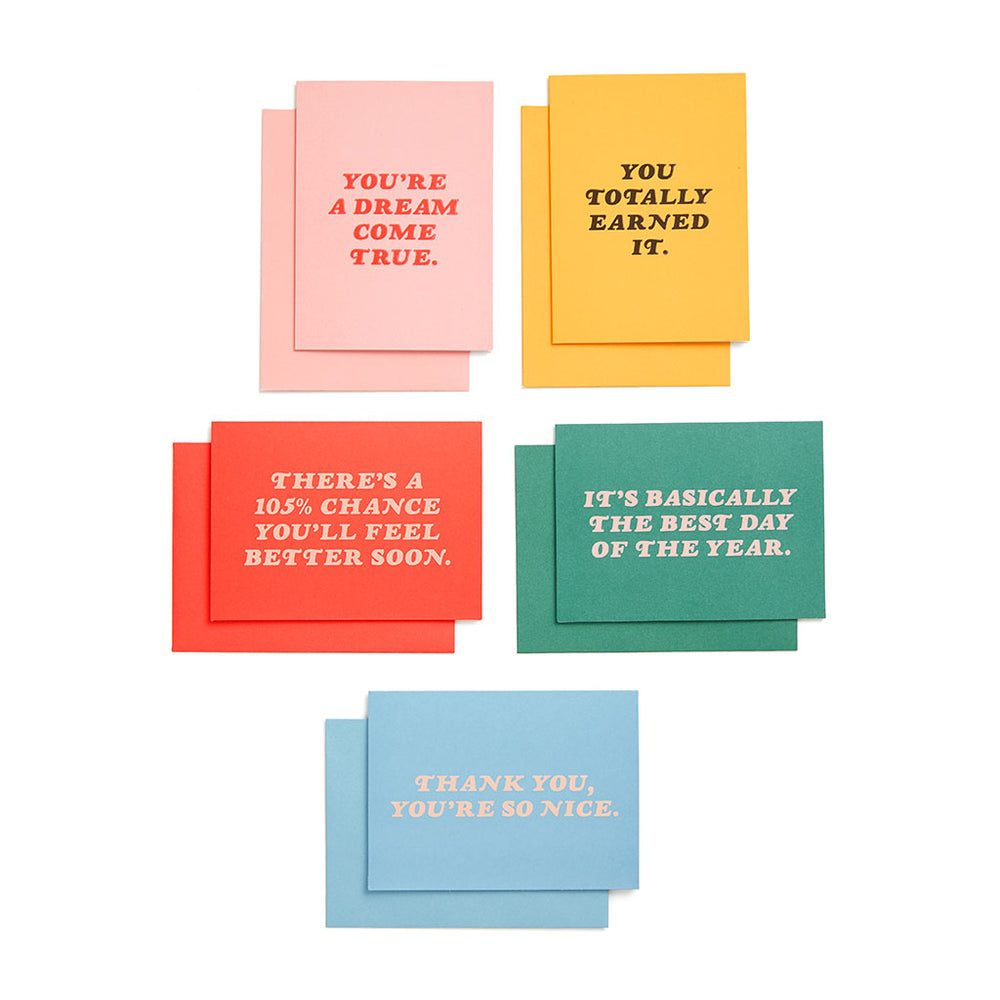 All Occasions Greeting Card Set - You're A Dream Come True