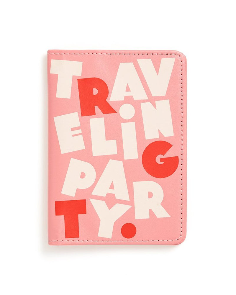 The Getaway Passport Holder - Traveling Party