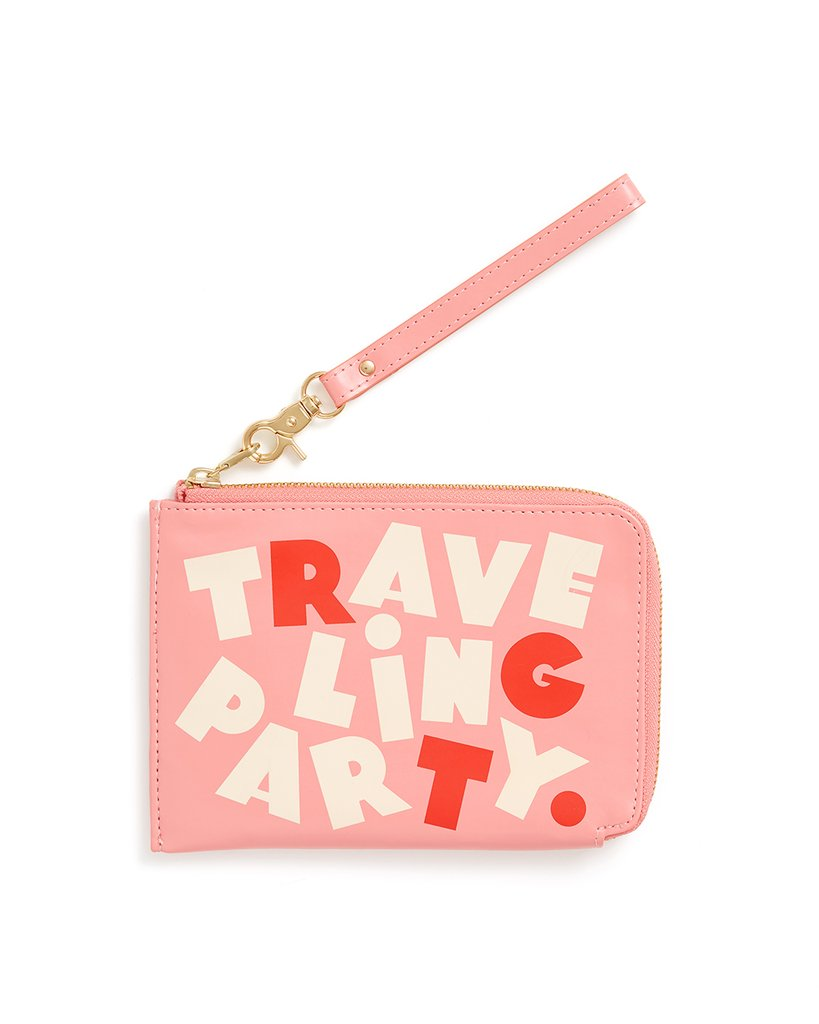 The Getaway Travel Clutch - Traveling Party