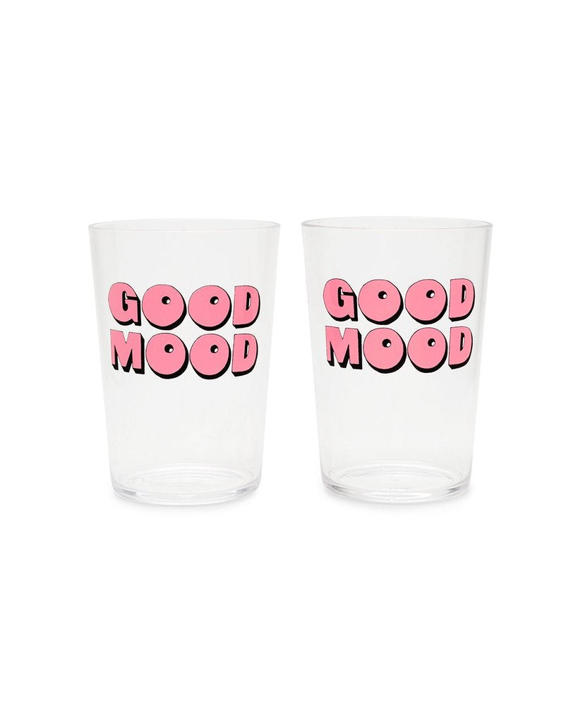 Party On Cocktail Tumbler Set - Good Mood