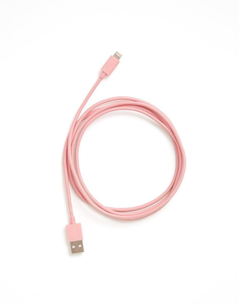 Power Trip Charging Cord - Pink