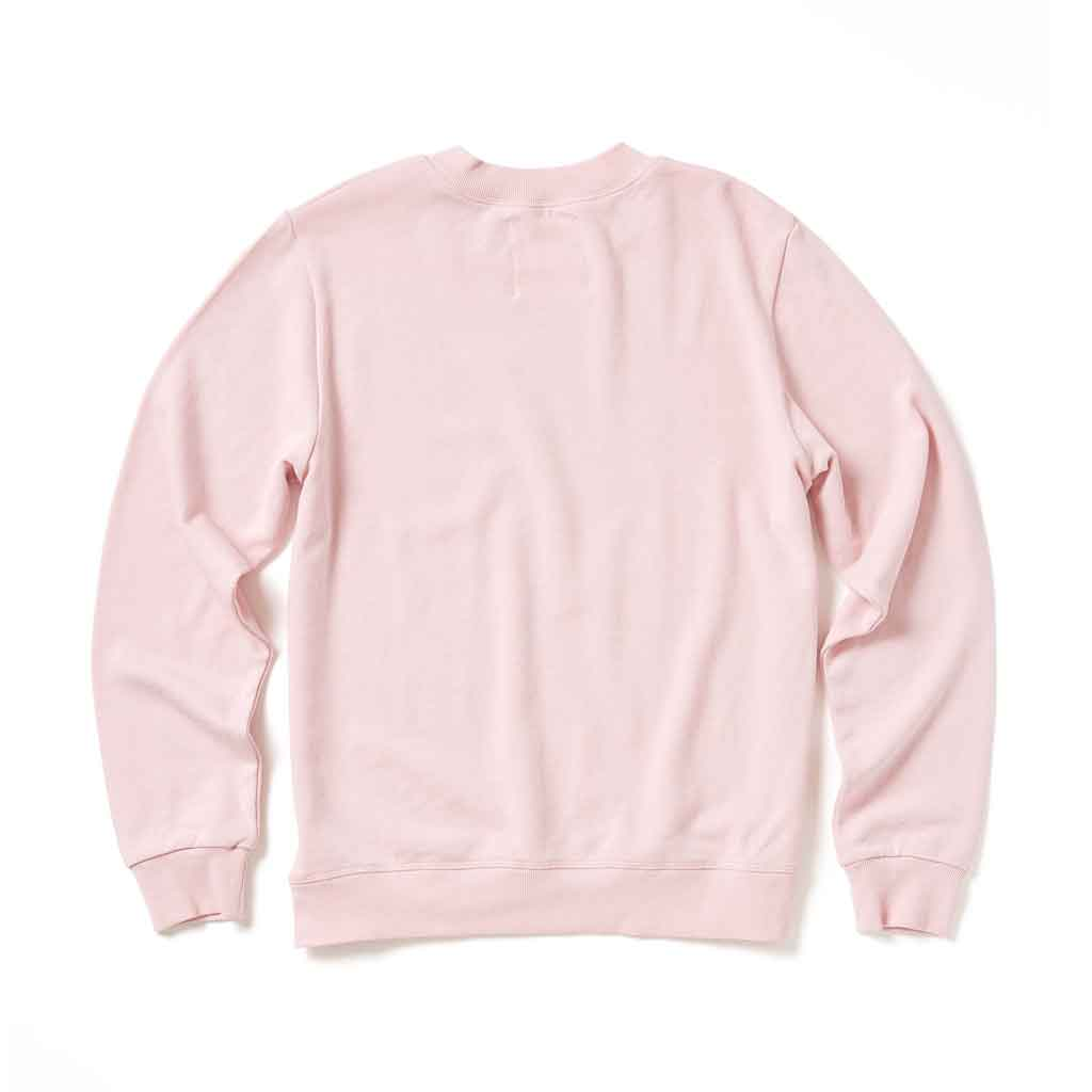 Sweatshirt - Leisure Queen (Ballet Pink)