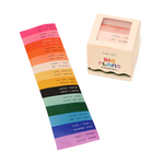 Big Plans Sticker Roll - Rainbow