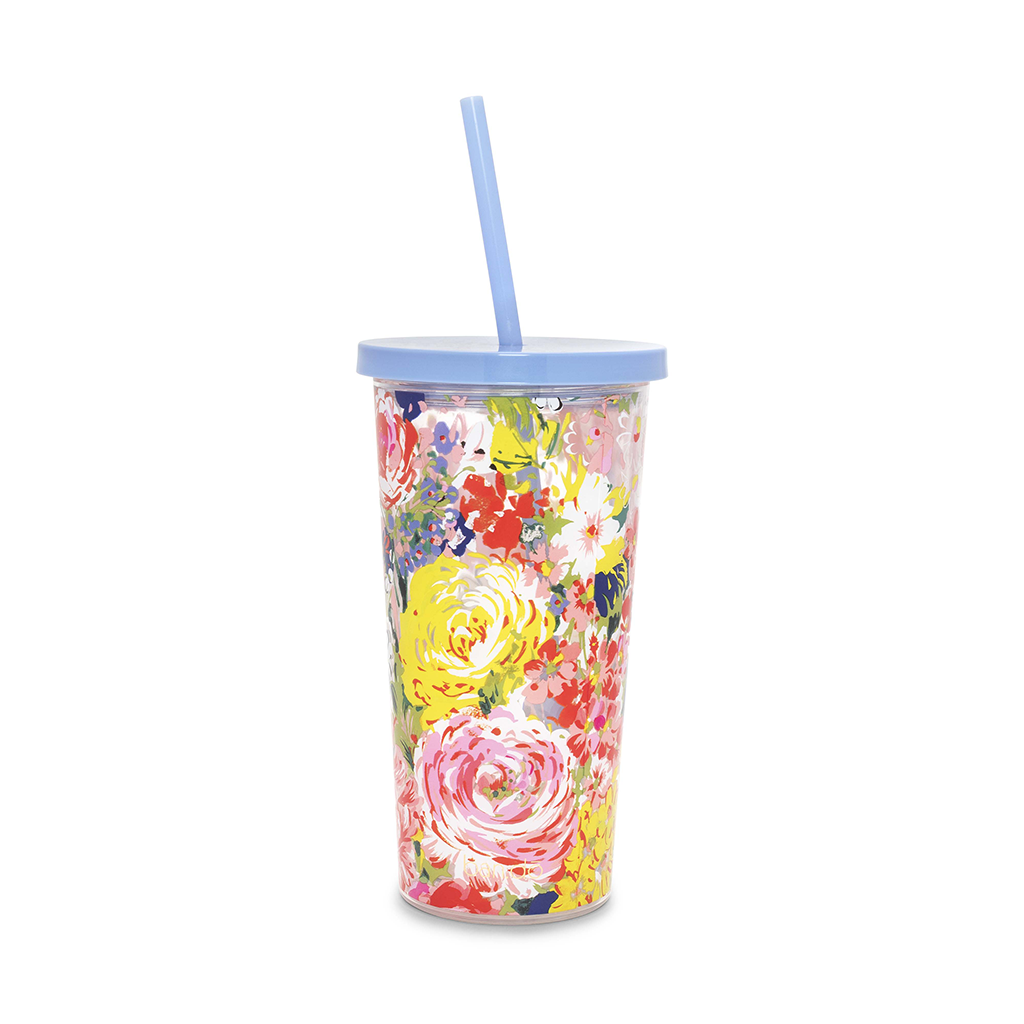 Sip Sip Tumbler - Flower Shop