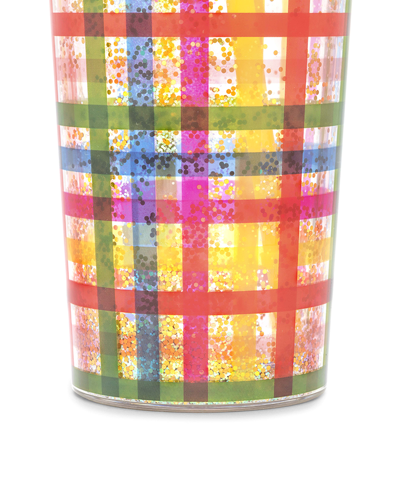 Sip Sip Tumbler - Block Party