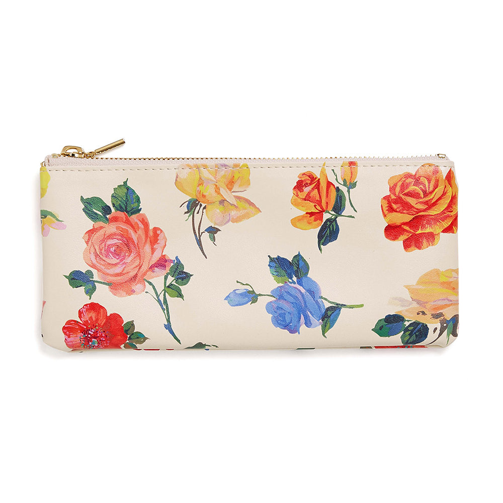 Get It Together Pencil Pouch - Coming Up Roses