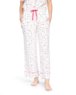 Leisure Club - Party Dots Sleep Pant