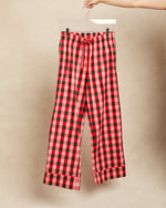 Leisure Club - Buffalo Plaid Sleep Pant