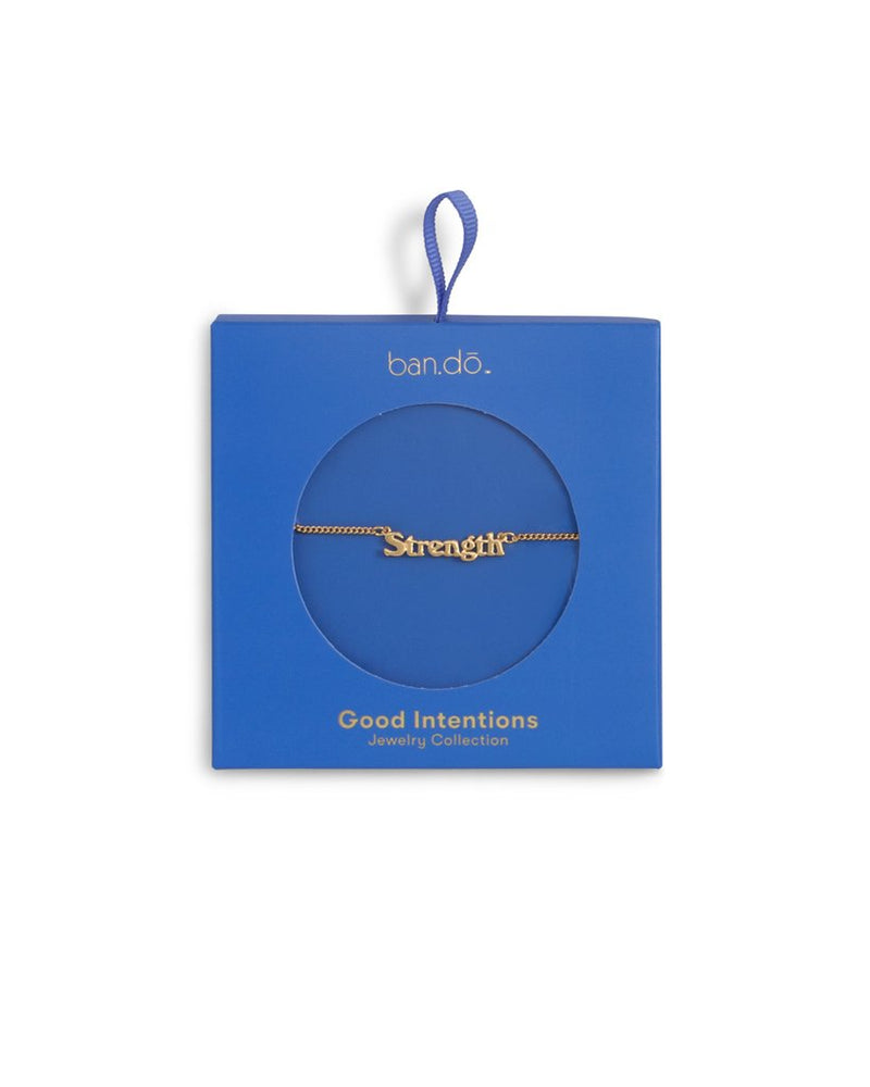 Good Intentions Necklace - Strength