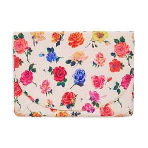 Logged On Laptop Sleeve - Coming Up Roses