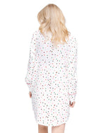 Leisure Club - Party Dots Sleep Dress