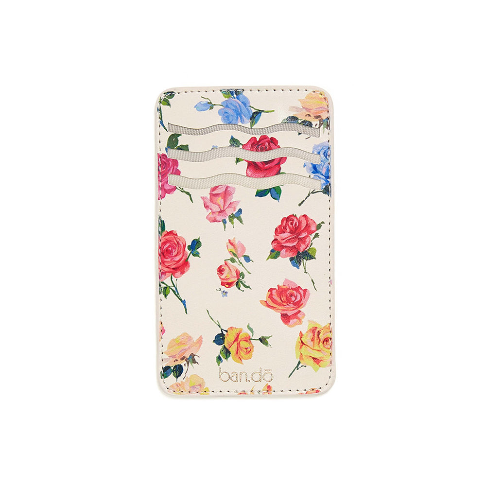 Better Together Adhesive Card Case - Coming Up Roses