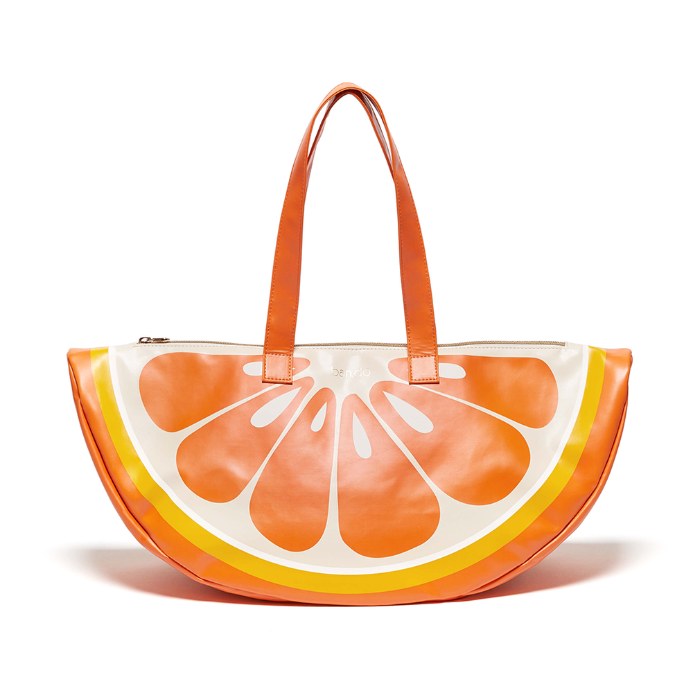 Superchill Cooler Bag - Orange