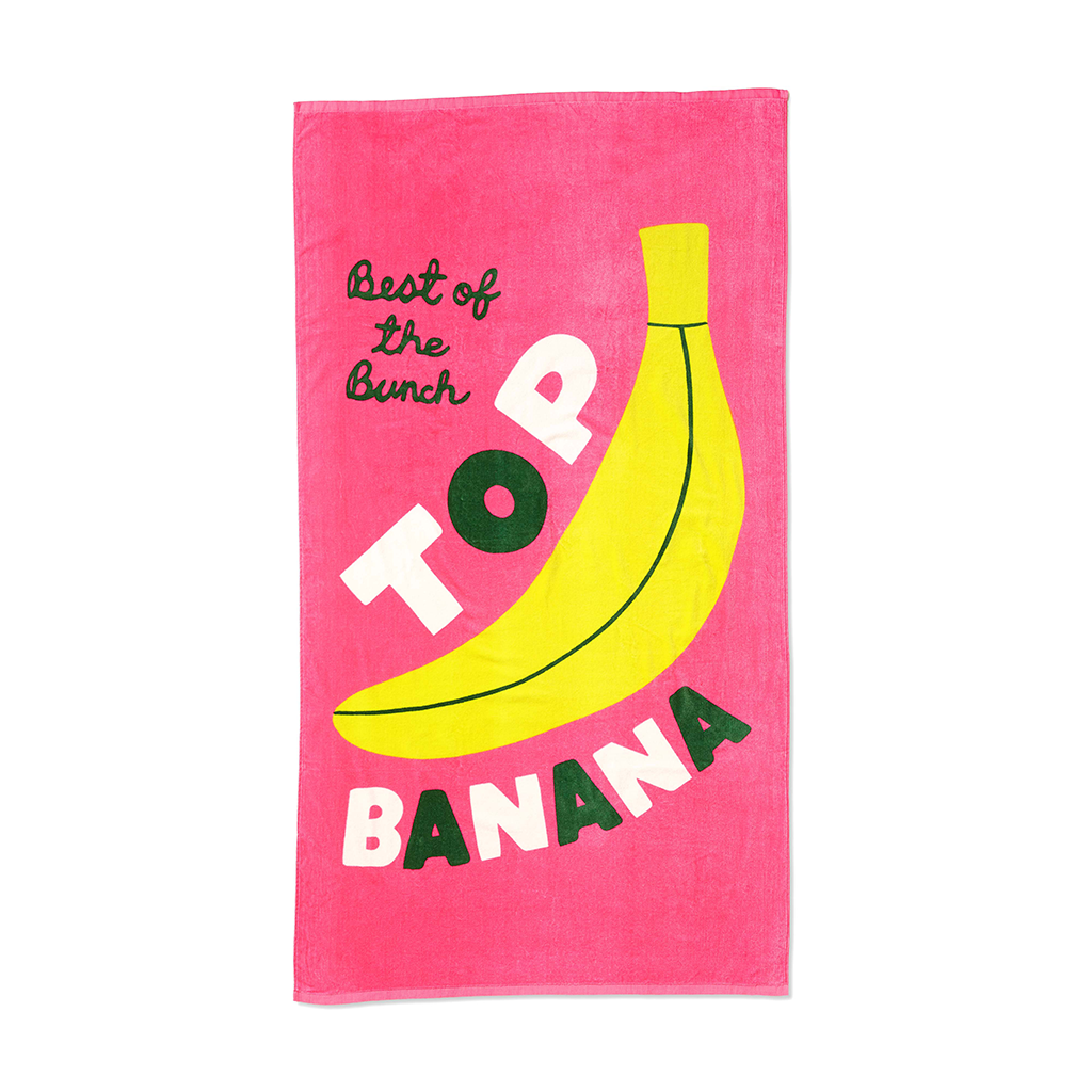 Beach, Please! Giant Towel - Top Banana