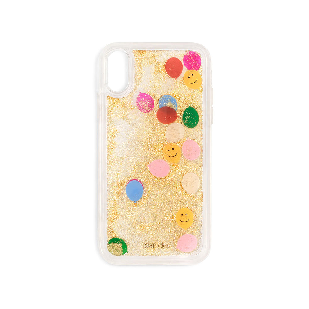 iPhone Case - Glitter Bomb Balloon Drop