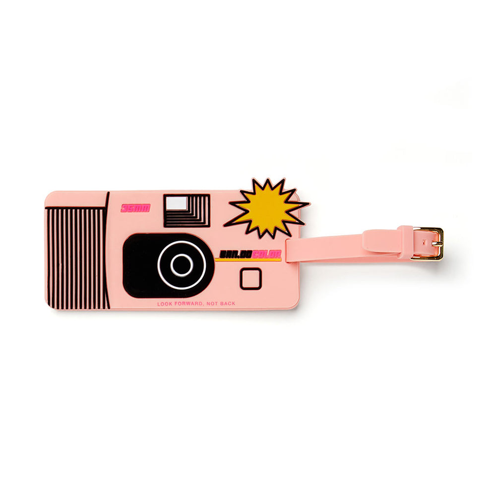 The Getaway Luggage Tag - Disposable Camera