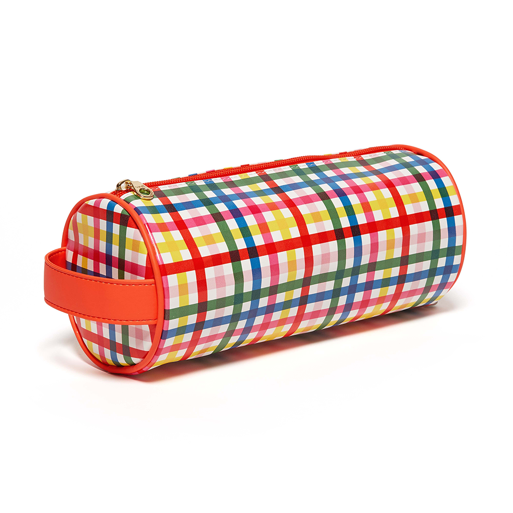 Get It Together Cylinder Pouch - Block Party