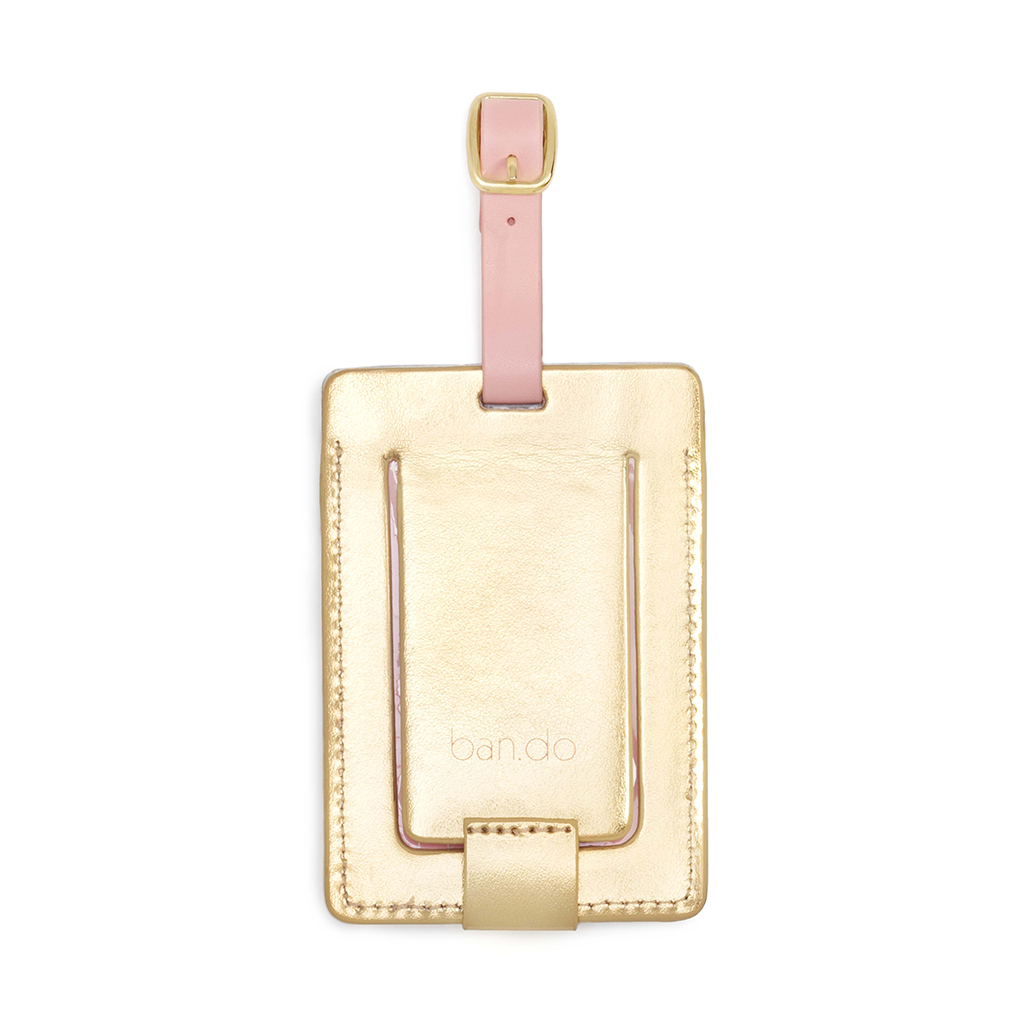 The Getaway Luggage Tag - Weekends Are Forever