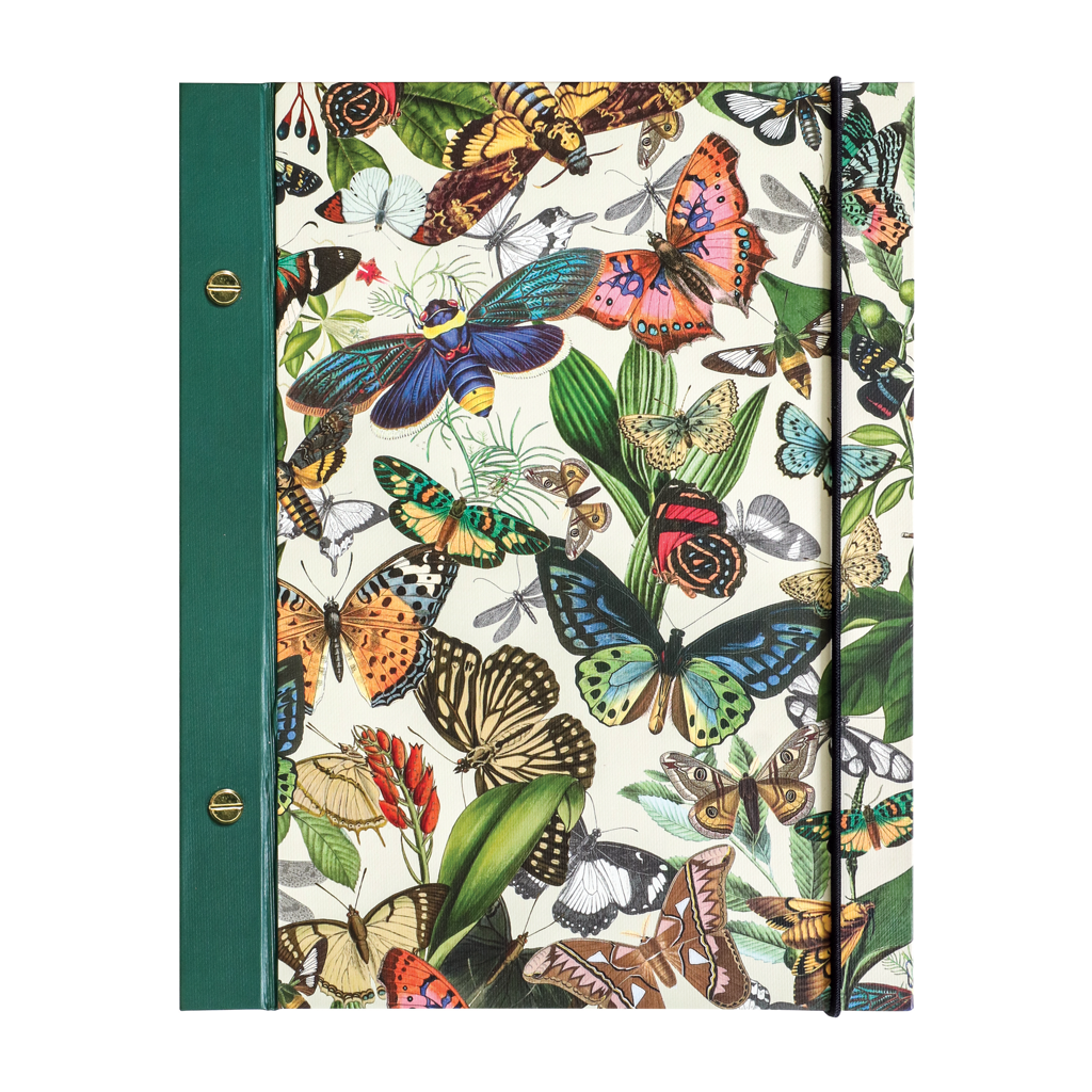 Notebook - Butterflies