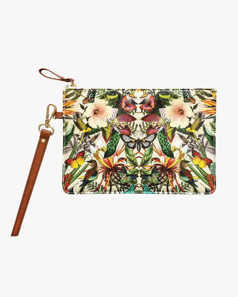 Multi Use Pouch - Butterfly
