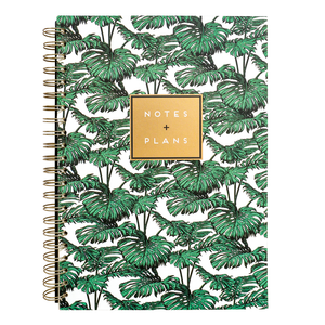 A4 Wiro Notebook - Notes + Plans