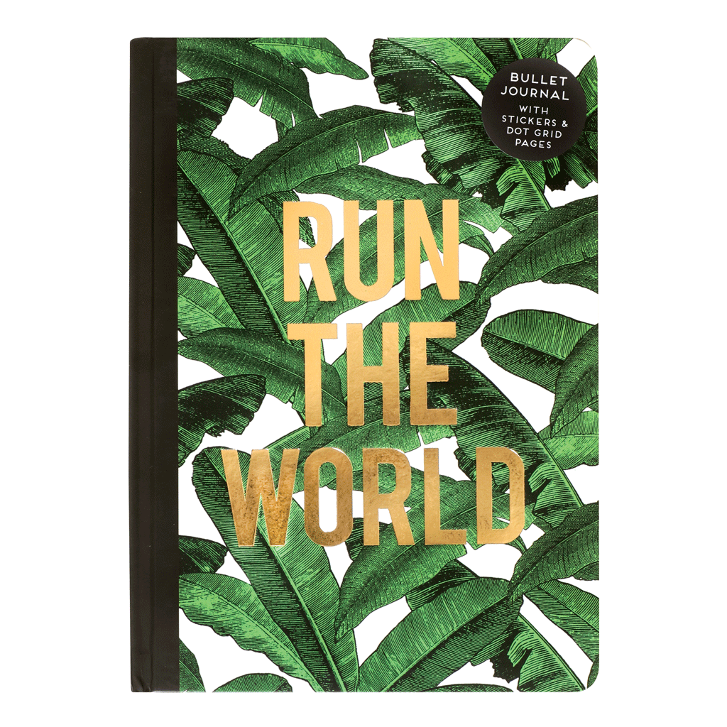 Bullet Journal - Run The World
