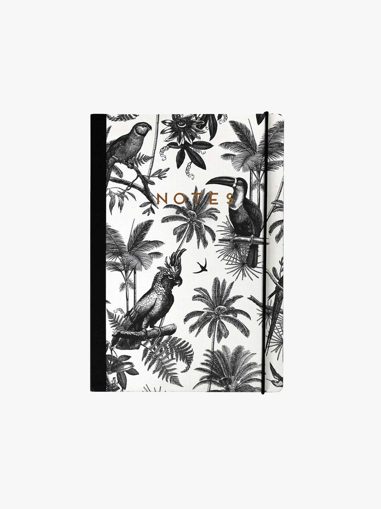 Journal B5 - Tropical Monochrome