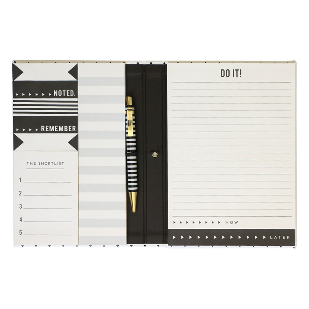 Notepad Set - Master Plan