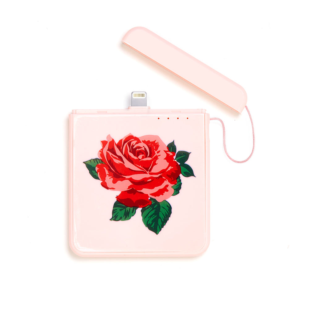 Back Me Up Mobile Charger - Will You Accept This Rose?
