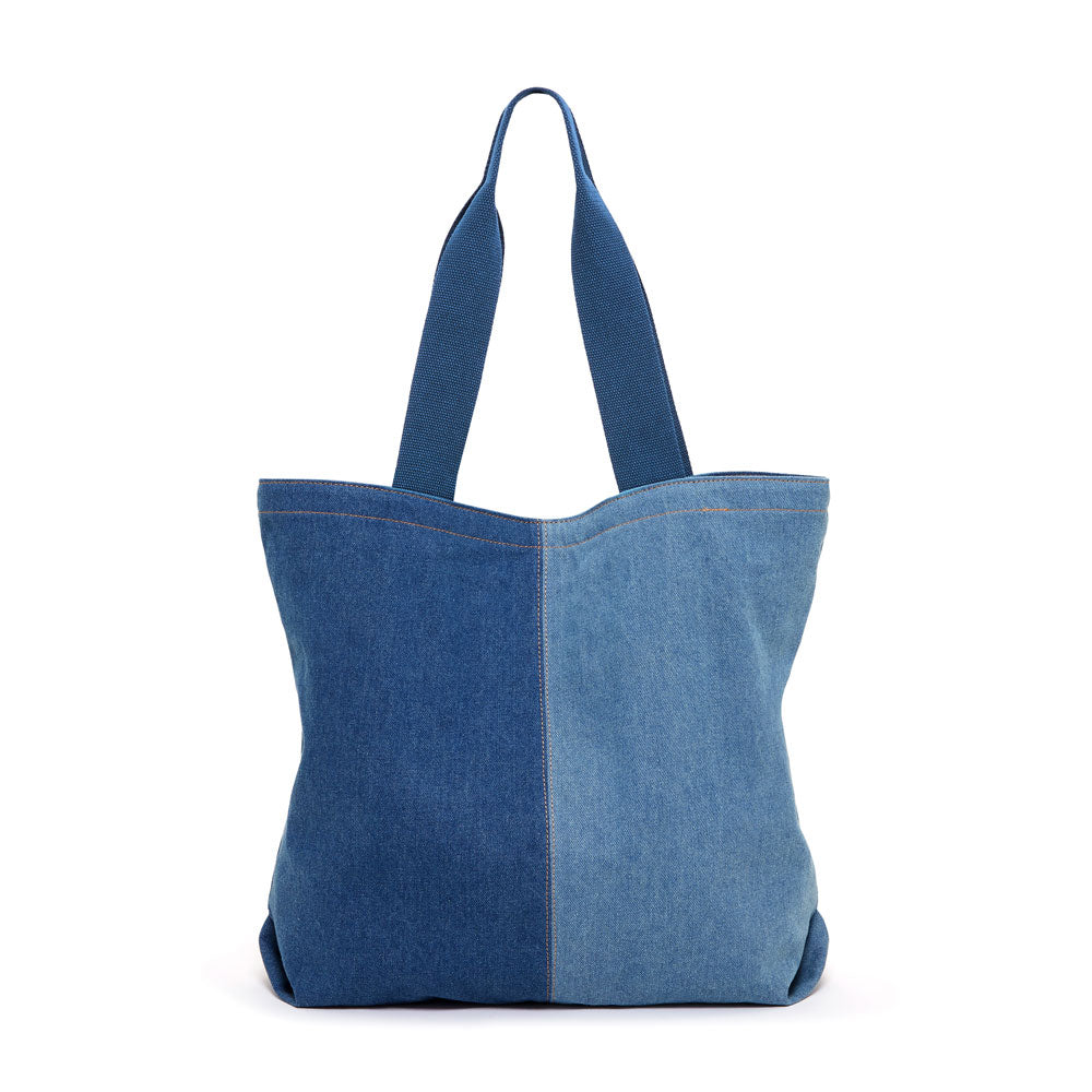 Canvas Tote - Denim