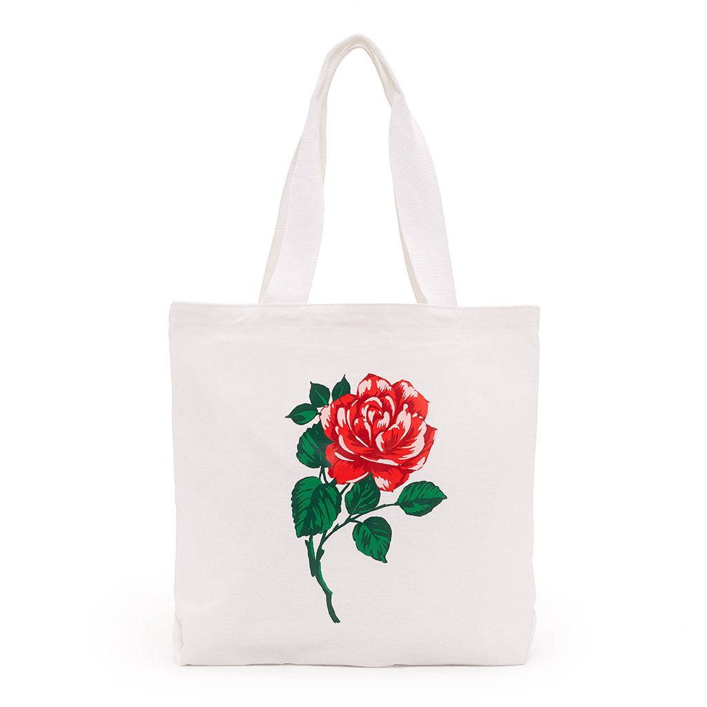 Canvas Tote - Will You Accept This Rose?