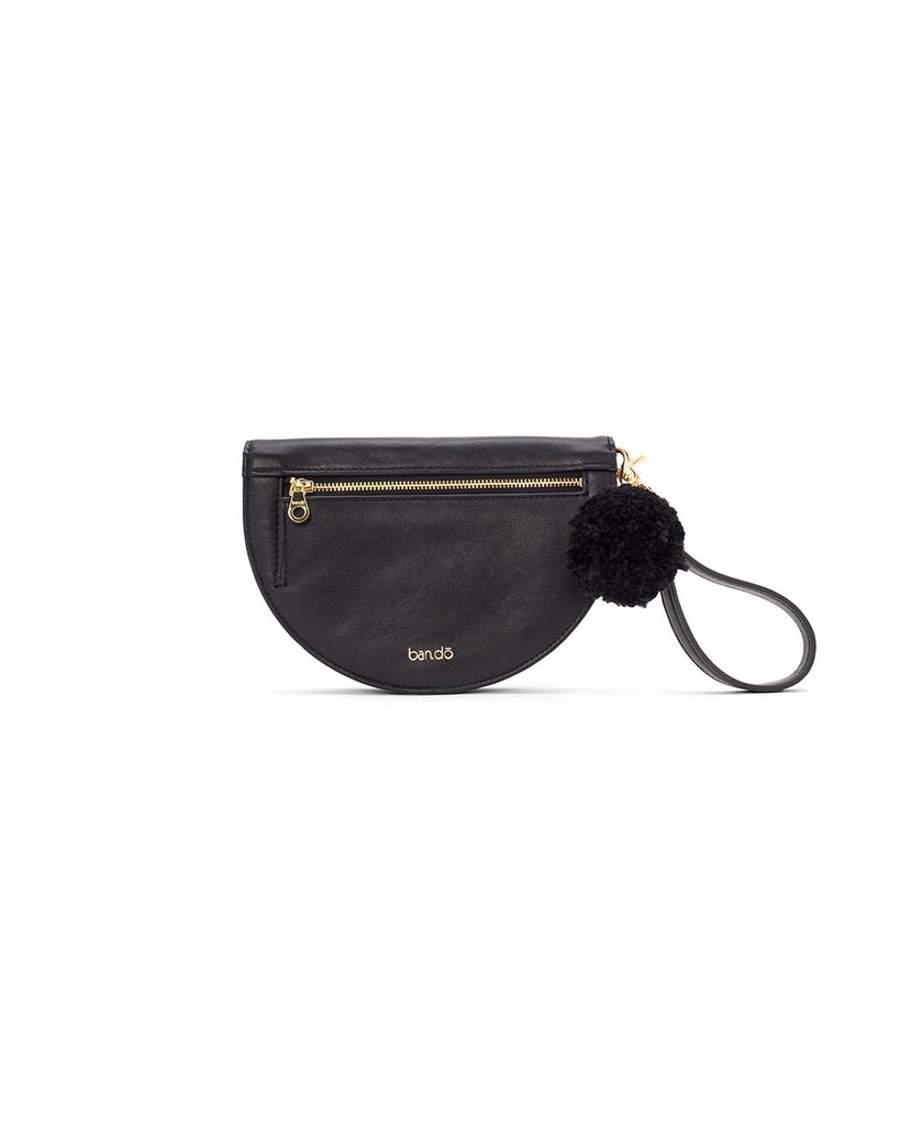 BFF Bags Comrade Party Clutch - Onyx