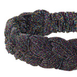 Braided Hairband - Multi Color