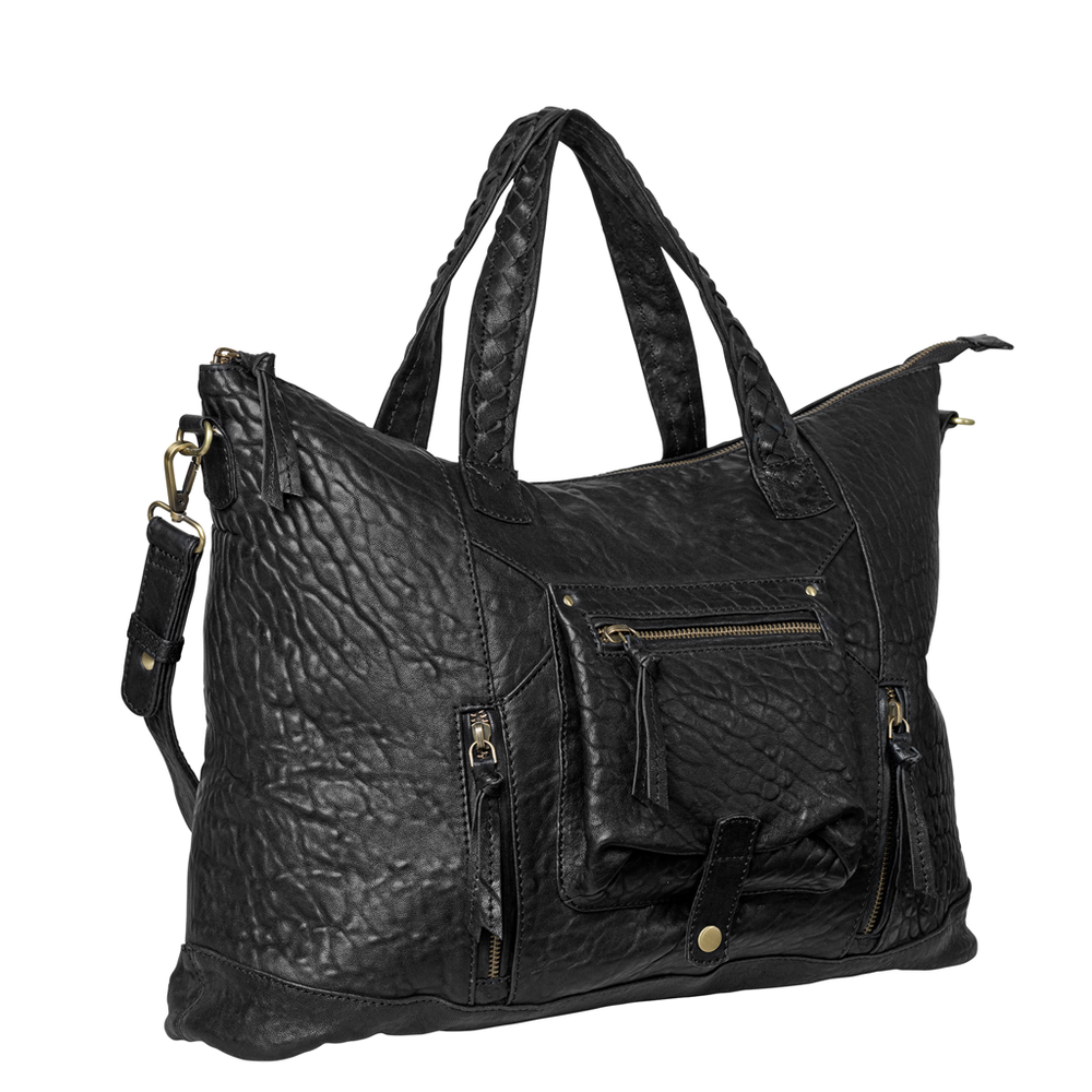 Leather Bag - Byrom