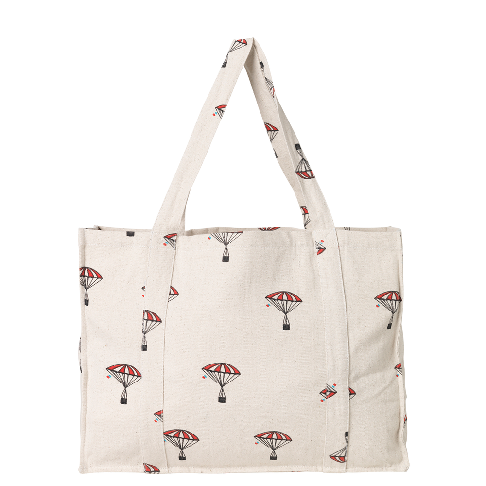 Canvas Shopper - Canni Air