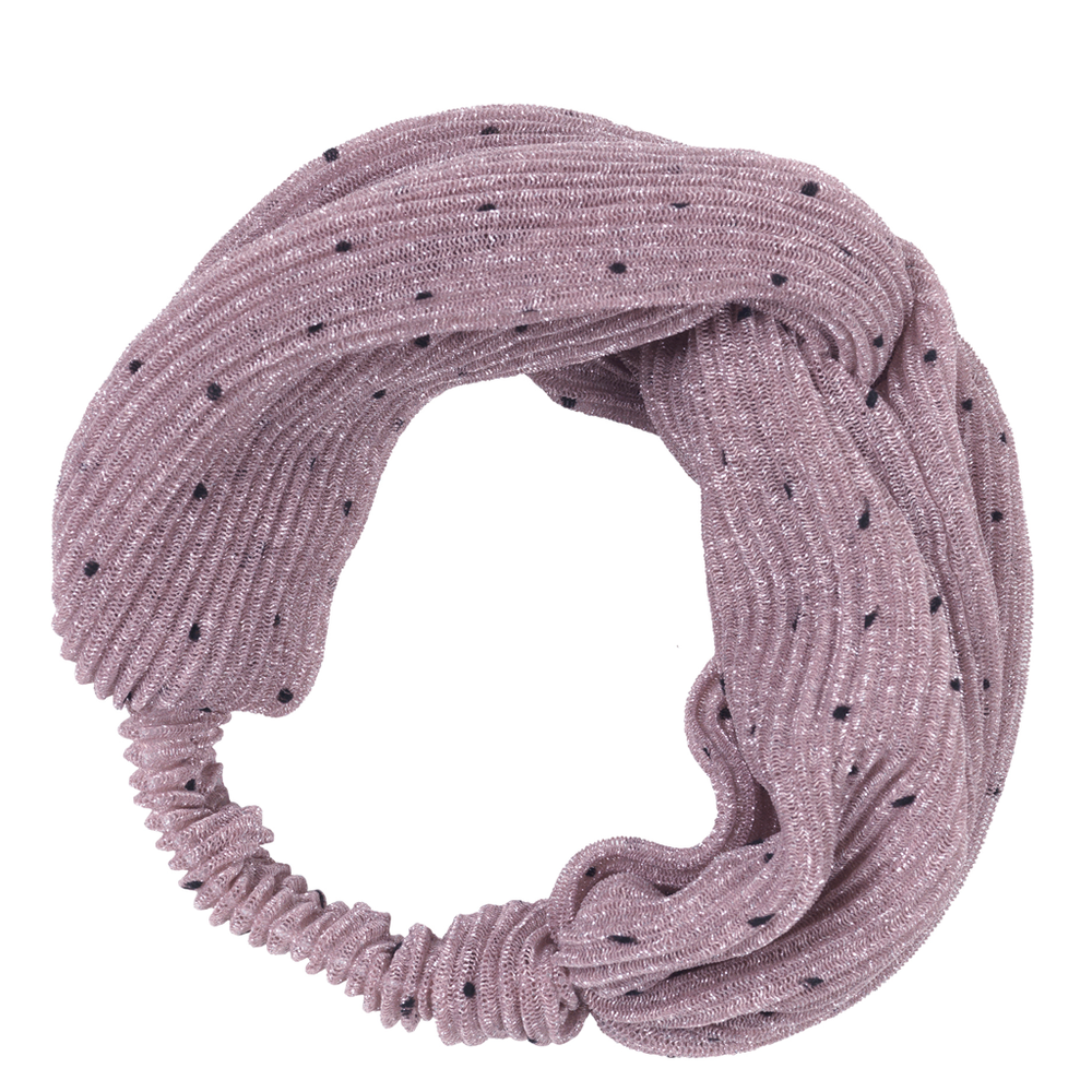 Hairband Dots - Keepsake Lilac