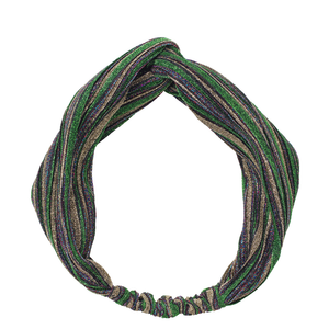 Hairband Funky - Pepper Green